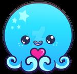 Octo-Love _ Charm Design