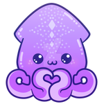 Squidly Love_ Charm