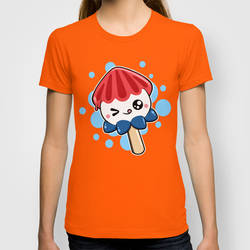 Rocket Pop Squid Shirt