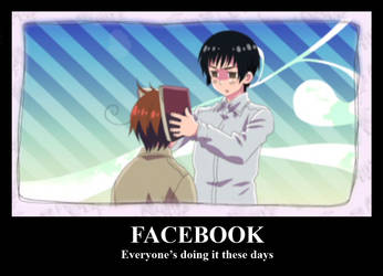 FACEBOOK by Awkwardly-Handsome