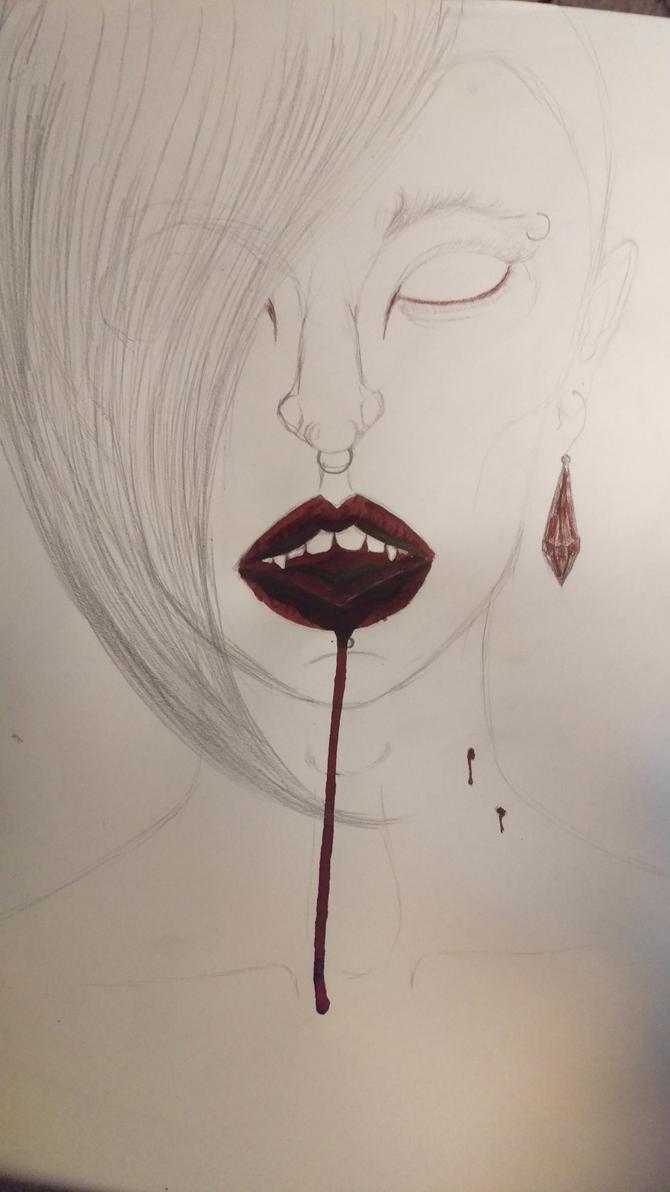 Vampiress by murtauge
