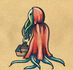 Little Red Riding Cthulhu