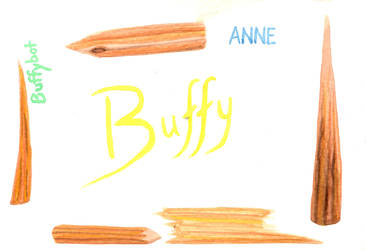 Water Color Buffy01 by Watyrfall