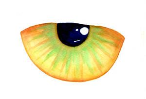 Water Color Eye02