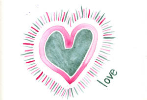 Water Color Love03