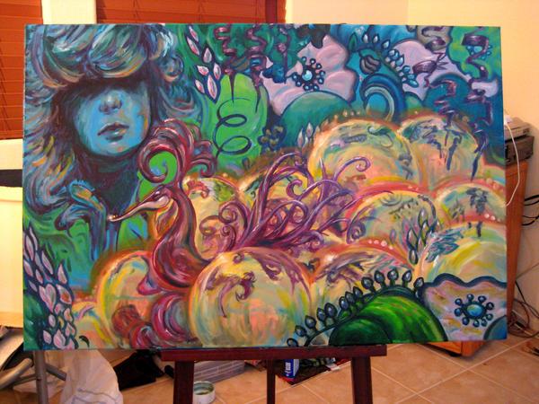 Process Subconscious by mayadb