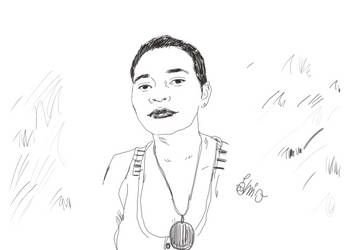Quilvia Sketch