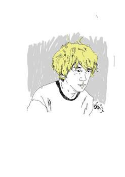 Inio Asano sketch