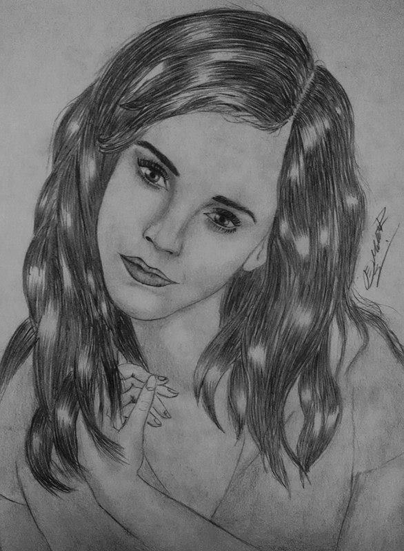 Emma Watson. by DiegoCarmine118