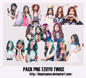 [ Pack Png Twice ] Tzuyu Twice Png by hiamtuanvu