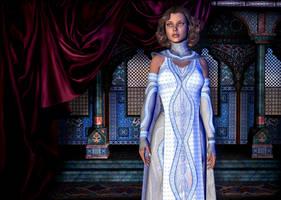 Princess Irulan by Ambient-Vibe