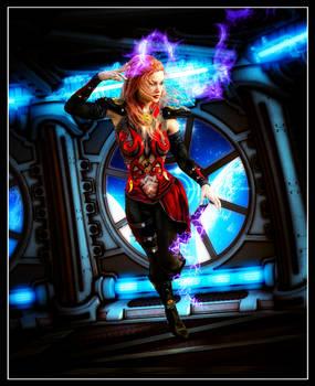 Tinian Ral, the Sith Sorceress