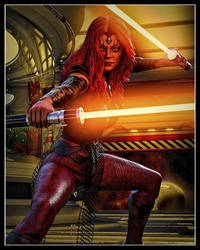 Sith Marauder by Ambient-Vibe