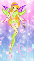 winx Aude The Fairy (new version)