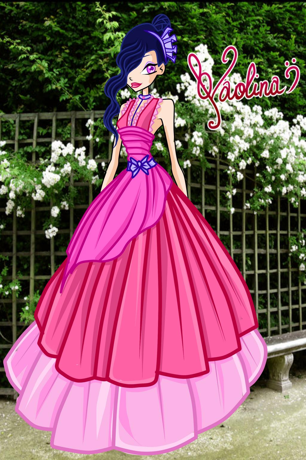 Winx vaolina princess by caboulla on deviantart - Princesse winx ...