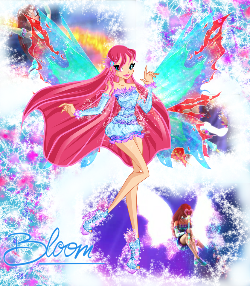 WINX: BLOOM MYTHIX by caboulla on DeviantArt