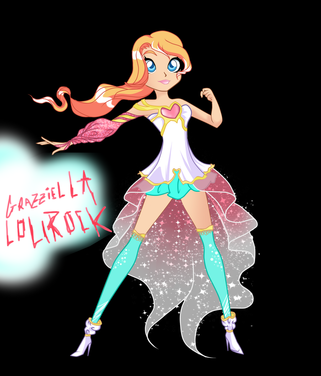 caboulla 20 9 Grazziela lolirock by caboulla