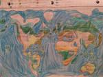 a map of planet argonus