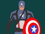 Minimalist Marvel: Captain America: First Avenger