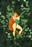 Poison Ivy by a-archer