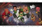 Lanterns ComicCon Print