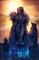 charismagic, the death princess by a-archer