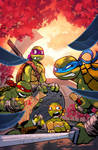 TMNT Montreal cover