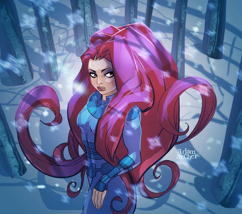 Medusa by a-archer
