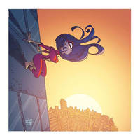 spiderwoman by a-archer