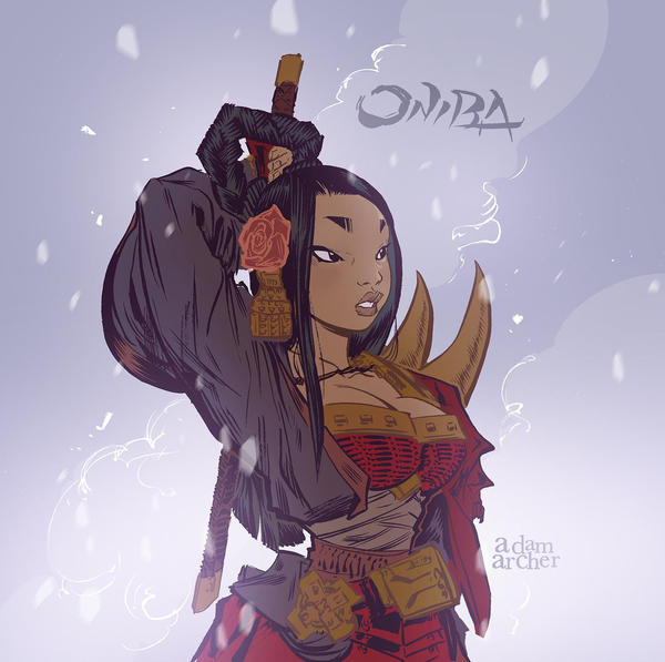 Oniba by a-archer