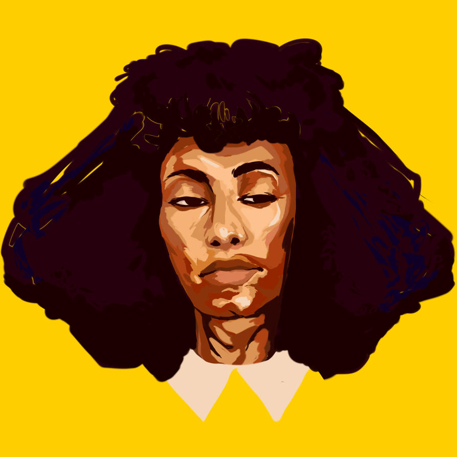 Solange Knowles by Prodigious-Forks