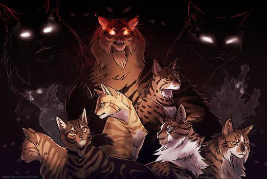 Tigerclan's Curse