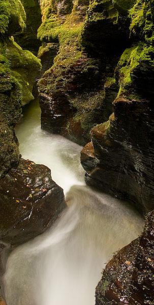 Lydford Gorge by Alex37