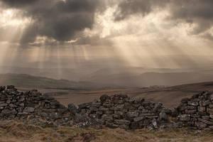 Dry Stone Wall by Alex37