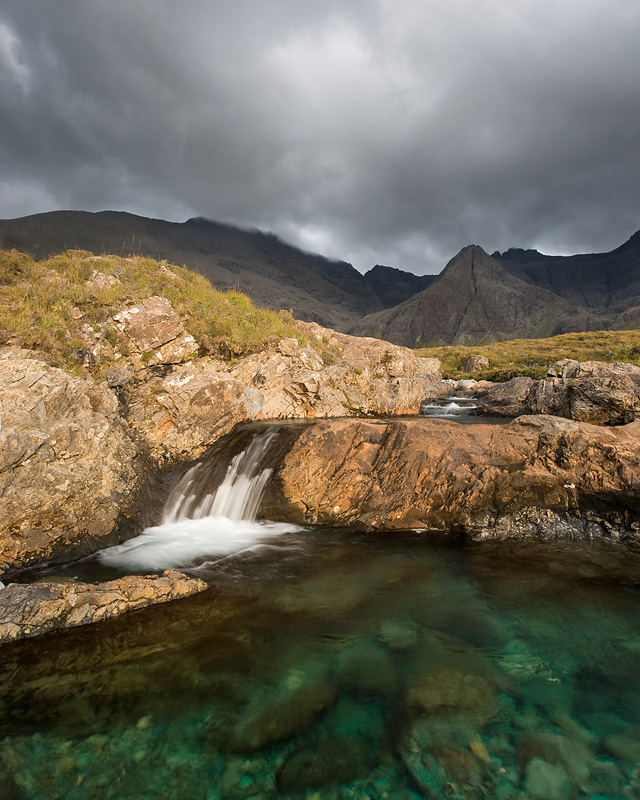 Fairy Pool, Isle of Skye by Alex37