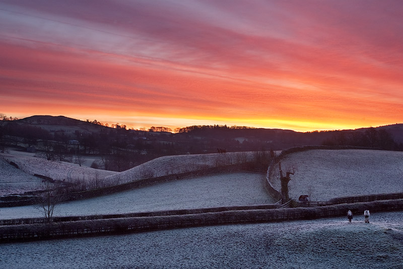 Morning Frost, Cumbria by Alex37