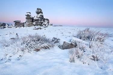 Dartmoor Winter by Alex37