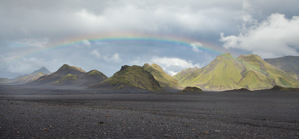Storkonufell Rainbow by Alex37