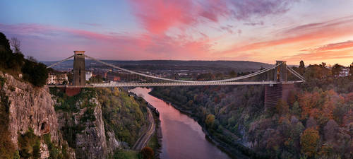 Clifton Suspension Bridge by Alex37