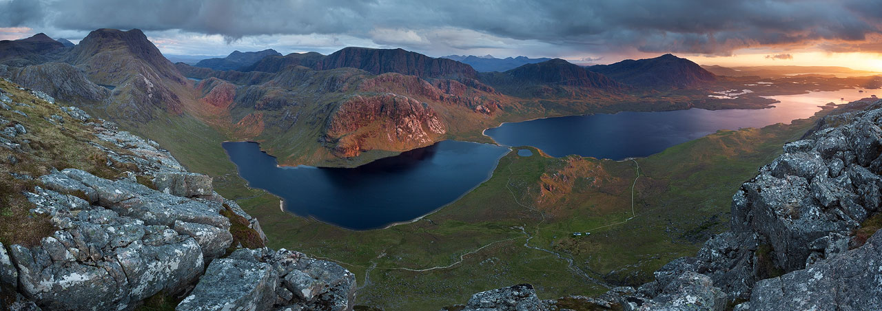 Fisherfield Vertigo by Alex37