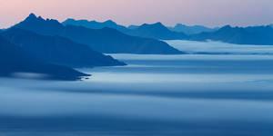 Fingers of Mist, Lofoten