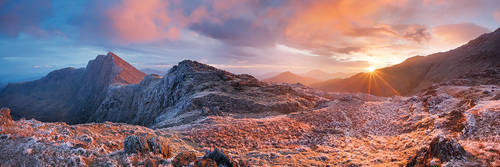 Cribau, Snowdon, Snowdonia by Alex37