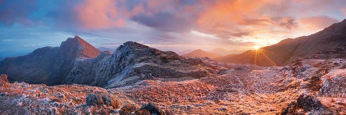 Cribau, Snowdon, Snowdonia