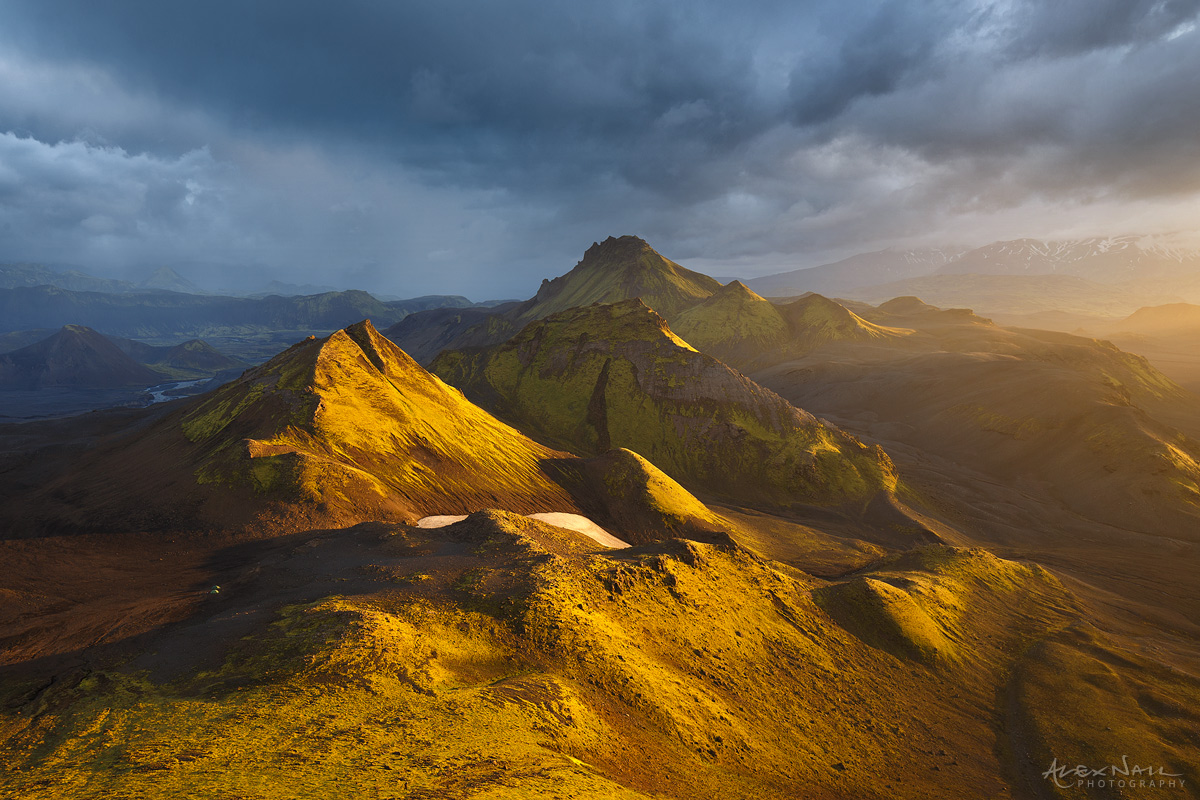 Remote Iceland by Alex37