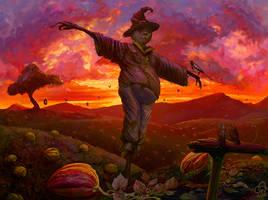Scarecrow by bzeg