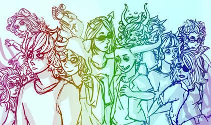 Trolls by Tsirpx3