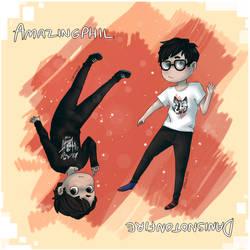 Favorite nerds by Tsirpx3