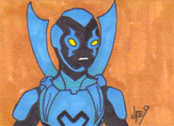 Blue Beetle by Robomonkey82