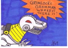 Grimlock by Robomonkey82
