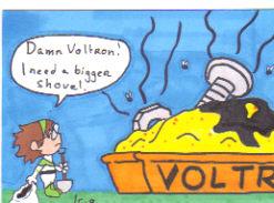 Voltron's Stinky Business by Robomonkey82